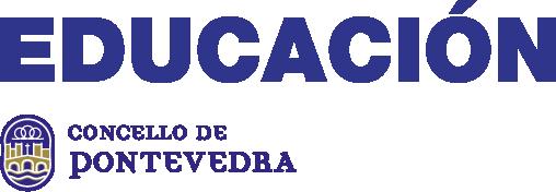 EDUCACIÓN logotipo